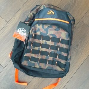 Mountain Edge Camouflage Backpack